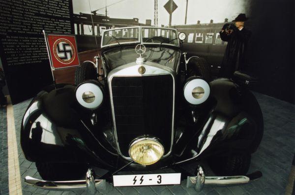 Výsledek obrázku pro heydrichův automobil