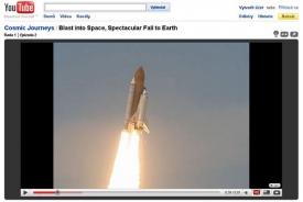 Streamované video je náročné na objem dat a plynulost přenosu.