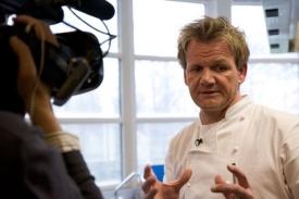 Jednou z nejznámějších show je Pekelná kuchyně Gordona Ramseyho.