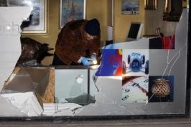 Policie vyšetřuje krádež Munchova obrazu