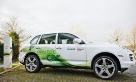 Elektrický Stormster je výsledkem práce bavorské firmy RUF.