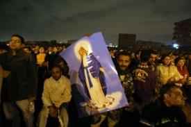 V Káhiře se prý zjevuje královna nebe Panna Maria.