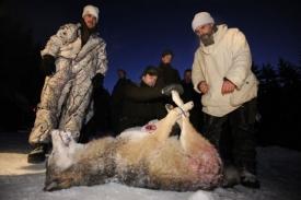 Čtyřicet let se lovit nesmělo, teď si lovci užili.