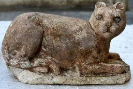 Kromě kočičí bohybě Bastet byly objeveny i sochy dalších bohů.