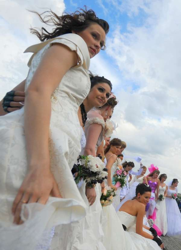 Ruské nevěsty online