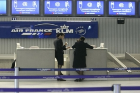 Air France-KLM je členem aliance Skyteam