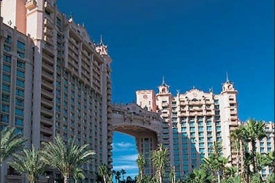 Bridge Suite v hotelu Atlantis.