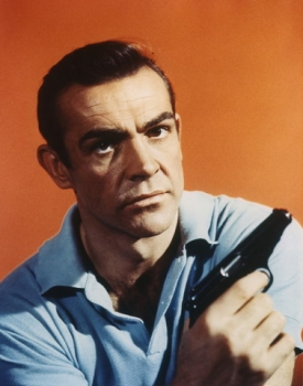 Sean Connery v bondovce Dr. No.