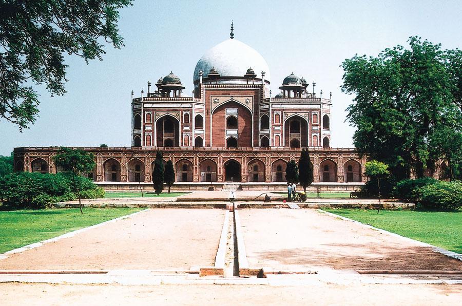 vdova v Dillí