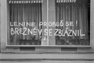 Výsledek obrázku pro foto jugoslávie srpen 1968