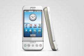 Telefon G1 u nás začne T-Mobile prodávat už koncem ledna.
