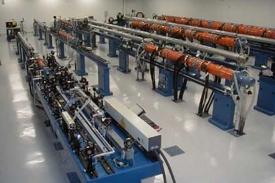 Laser v pražské laboratoři PALS patří ke třem největším v Evropě.