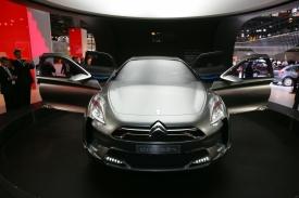 Citroën Hypnos na autosalonu v Paříži