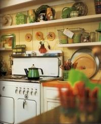 Venkovská kuchyň v moderním hávu.