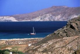 Panormos je klidná oblast na pařičském ostrově.
