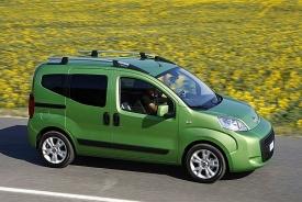 Fiat Qubo je dodávkou pro rodinný život.