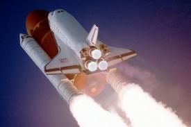 Součástí výcviku bude také simulovaný let raketoplánu.