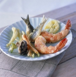 Pokud nemáte rádi krevety, můžete je nahradit zeleninou nebo rybami.