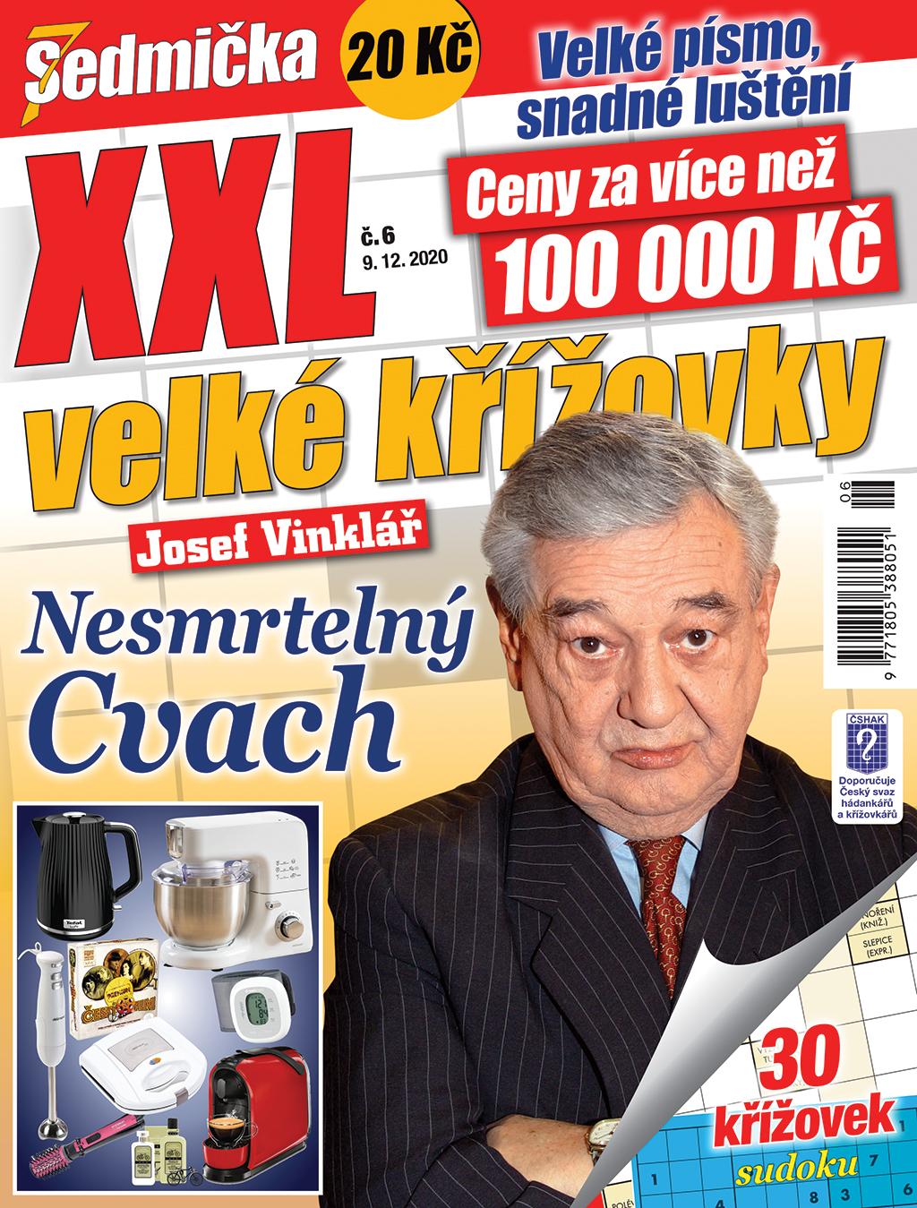 XXL Křížovky